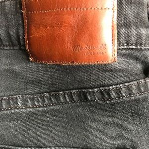 "Madewell 9"" High Riser skinny Jeans RN 77388"